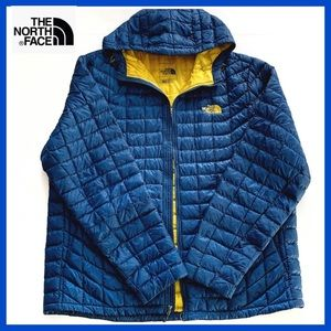 Men's Thermoball Puffed Jacket